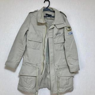 ジルスチュアート(JILLSTUART)のジャケット.アウター(ミリタリージャケット)