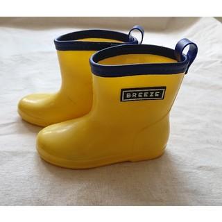 ブリーズ(BREEZE)のBreeze ブリーズ 長靴 レインブーツ 16㎝(長靴/レインシューズ)