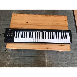 ローランド(Roland)のRoland midikeyboard controllerA-500S(キーボード/シンセサイザー)