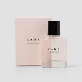 ザラ(ZARA)のZARA 香水 ワンダーローズ ほぼ新品 30ml(香水(女性用))