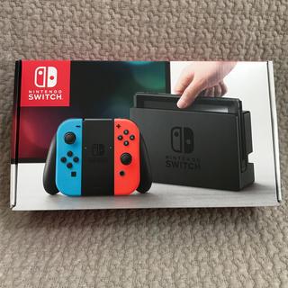 ニンテンドースイッチ(Nintendo Switch)のNintendo switch  (任天堂 スイッチ)  used最終お値下げ(家庭用ゲーム機本体)
