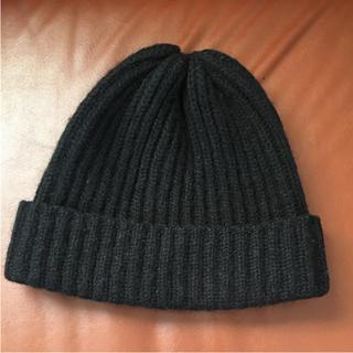 ユナイテッドアローズ(UNITED ARROWS)のUNITED ARROWS ニットキャップ ニット帽(ニット帽/ビーニー)