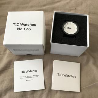 アーバンリサーチ(URBAN RESEARCH)のティッド 本革レザー 輸入 腕時計 海外デザイナーズウォッチ (腕時計)