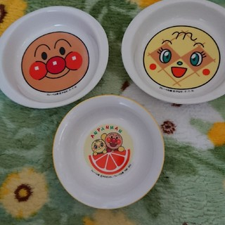 アンパンマン(アンパンマン)のアンパンマン食器 コップセット(プレート/茶碗)