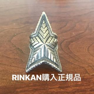 ゴローズ(goro's)の正規品 cody sanderson depp star ring(リング(指輪))