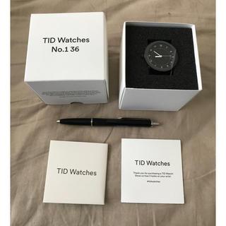 ドアーズ(DOORS / URBAN RESEARCH)のティッド 本革レザー 輸入 腕時計 デザイナーズウォッチ ユニセックス (腕時計)