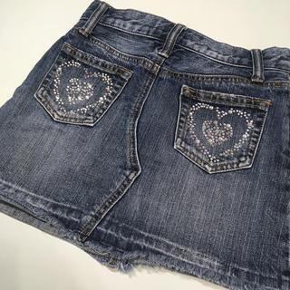 シマムラ(しまむら)のデニムスカート  130センチ(スカート)