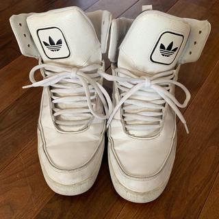 アディダス(adidas)のadidas uptown select white US10 28cm(スニーカー)