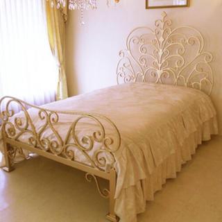 お姫様ベッド(ダブルベッド)