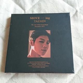 シャイニー(SHINee)のテミン 2nd Album(MOVE-ing)(K-POP/アジア)