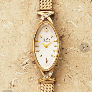 アガット(agete)のagete classic 腕時計(腕時計)