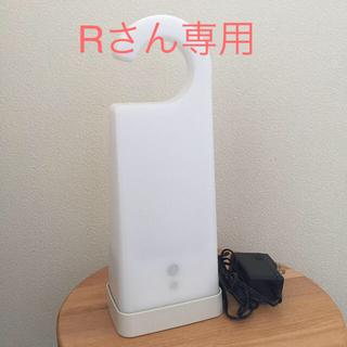 ムジルシリョウヒン(MUJI (無印良品))の無印良品 LED持ち運びできるあかり(テーブルスタンド)