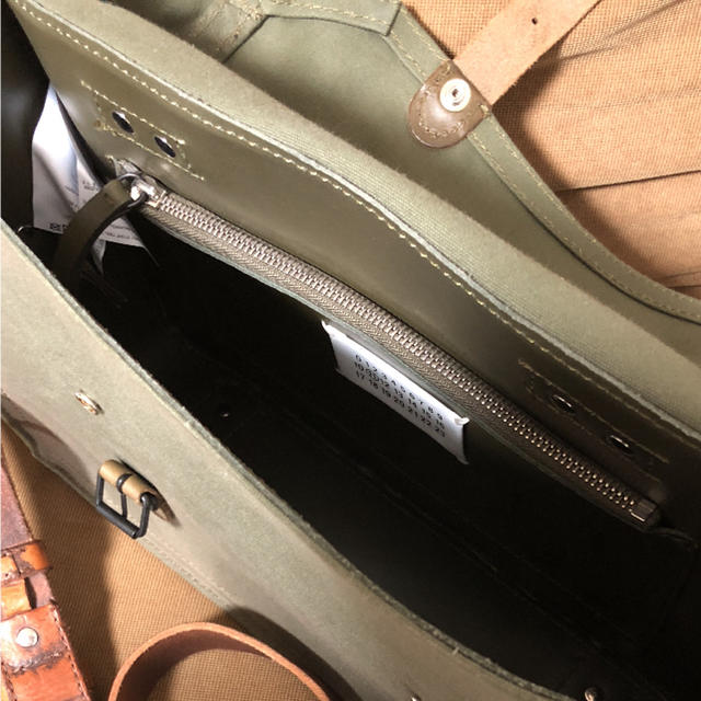 Maison Martin Margiela(マルタンマルジェラ)の新品 MAISON MARGIELA メゾンマルジェラ ショルダーバッグ メンズのバッグ(ショルダーバッグ)の商品写真