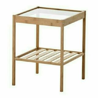 IKEAベッドサイドテーブルNESNA(コーヒーテーブル/サイドテーブル)