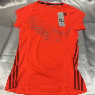 アディダス(adidas)のバドミントン アディダス Tシャツ G88772(バドミントン)