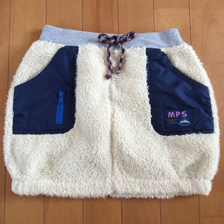 エムピーエス(MPS)のMPS キッズ  ショートスカート 140cm (スカート)