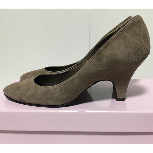 DIANA(ダイアナ)の美品 ダイアナ パンプス 22 スエード レディースの靴/シューズ(ハイヒール/パンプス)の商品写真