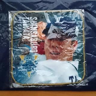 サイタマセイブライオンズ(埼玉西武ライオンズ)の【値下げ@¥500→¥400】☆パリーグ優勝記念 ミニタオル☆(記念品/関連グッズ)