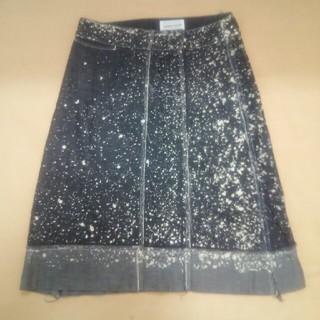 ツモリチサト(TSUMORI CHISATO)のツモリチサト  デニムスカート(ひざ丈スカート)
