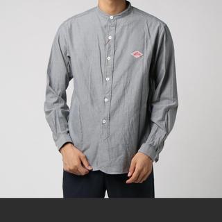 ダントン(DANTON)のDanton バンドカラーシャツ(シャツ)