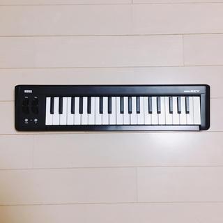 コルグ(KORG)のKORG USB MIDIキーボード 37鍵(MIDIコントローラー)
