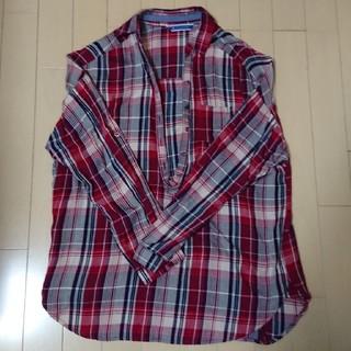 ジエンポリアム(THE EMPORIUM)のTHE  EMPORIUM  チェックシャツ(シャツ/ブラウス(長袖/七分))