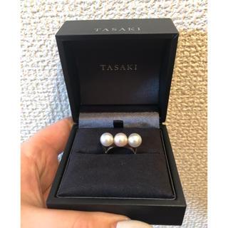 タサキ(TASAKI)のTASAKI  バランス エラ リング SAKURA GOLD(リング(指輪))
