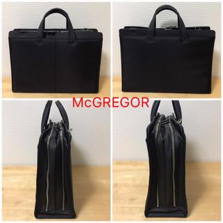 マックレガー(McGREGOR)のマックレガー ビジネスバッグ  荷物の多い方に!(ビジネスバッグ)