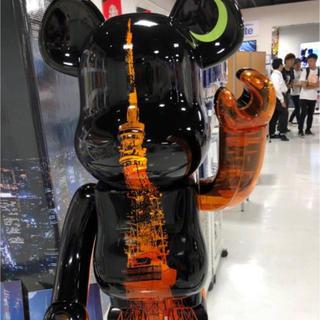 東京タワー bearbrick  1000%