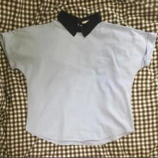 カーライフ(carlife)のカーライフ 襟付きブラウス(シャツ/ブラウス(半袖/袖なし))