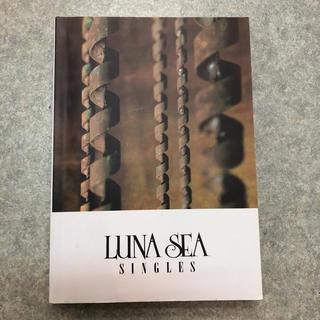 LUNA SEAスコア SINGLESドレミ楽譜(ポピュラー)