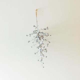 銀の枝 Silver branch 2(ドライフラワー)