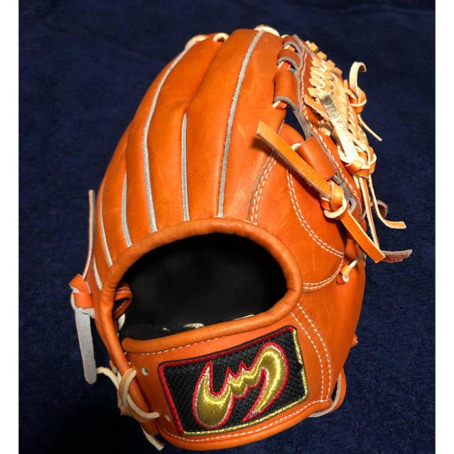 Zeems(ジームス)のzeems 硬式用グローブ スポーツ/アウトドアの野球(グローブ)の商品写真
