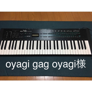 ヤマハ(ヤマハ)のYAMAHA V2 vintage(キーボード/シンセサイザー)