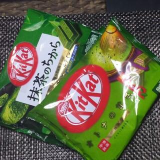 ネスレ(Nestle)の『キットカット★抹茶2バック』(菓子/デザート)