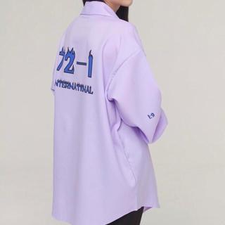バレンシアガ(Balenciaga)のNEVER COMMON カラーシャツ  72-1(Tシャツ/カットソー(七分/長袖))