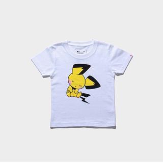 79e6cdda48ab9 フラグメント(FRAGMENT)の藤原ヒロシ×ポケモン キッズTシャツ(Tシャツ