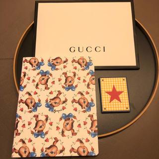 グッチ(Gucci)のGUCCI ノート&色鉛筆10色(ノベルティグッズ)