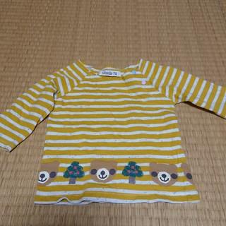 キムラタン(キムラタン)のピッコロ シャツ 70(Tシャツ)