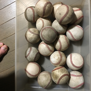 硬式ボール 19 ロボコン様専用(ボール)