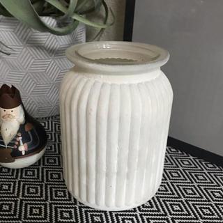 シャビー アンティーク ビン 花瓶 フラワーベース(花瓶)
