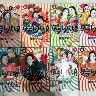 東京タラレバ娘☆1〜8巻  コミックス セット(女性漫画)