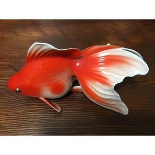 ノリタケ 金魚 大きいサイズ(その他)