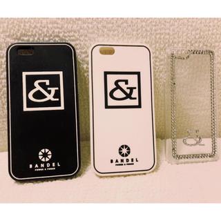 アンドバイピーアンドディー(&byP&D)のアンドバイピンキー&ダイアン iPhone6,6Sケース 3個セット(iPhoneケース)