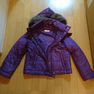 3 way ジャケット 紫