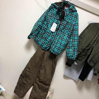 XL スノボウェア♡(ウエア/装備)