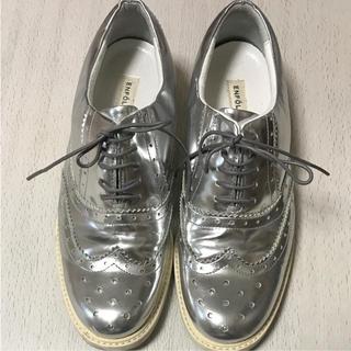 エンフォルド(ENFOLD)のエンフォルド レースアップシューズ(ローファー/革靴)