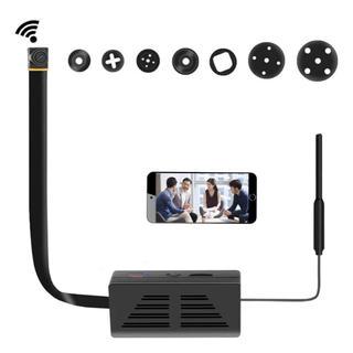 Wifi 小型カメラ 隠しカメラ 1080P高画質 防犯監視小型 (防犯カメラ)