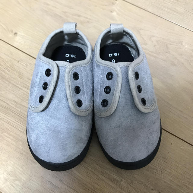 ampersand(アンパサンド)のAMPERSAND キッズ シューズ キッズ/ベビー/マタニティのキッズ靴/シューズ (15cm~)(スニーカー)の商品写真