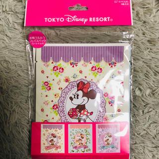 ディズニー(Disney)のディズニー ミニー フェイスマスク3枚セット(パック / フェイスマスク)